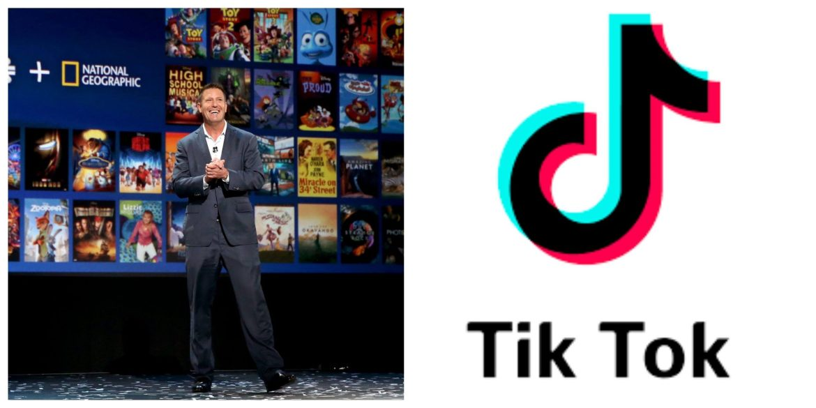 Disney's head of streaming Kevin Mayer is now the CEO of TikTok