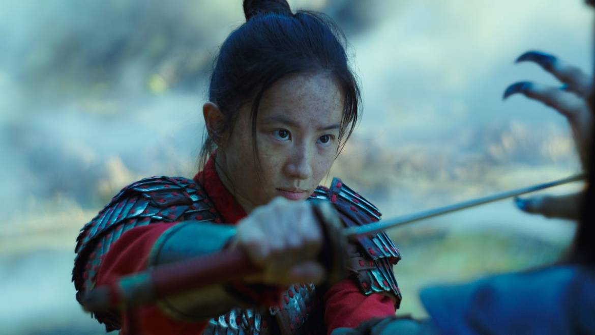 Disney's Live Action Mulan is coming to Disney+