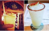 Epcot's La Cava's Avocado Margarita Recipe!