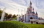 Time-Lapse Sunrise from Disneyland Paris