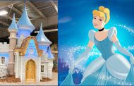 This Cinderella Castle Inspired Playhouse is a Dream Come True!