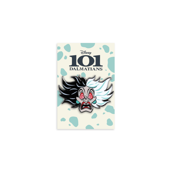Adorable 101 Dalmatians Pins From Mondo Now Available 2