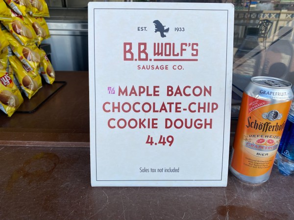 Maple Bacon Chocolate-Chip Cookie Dough: Two Delicious Favorites, One Treat 3