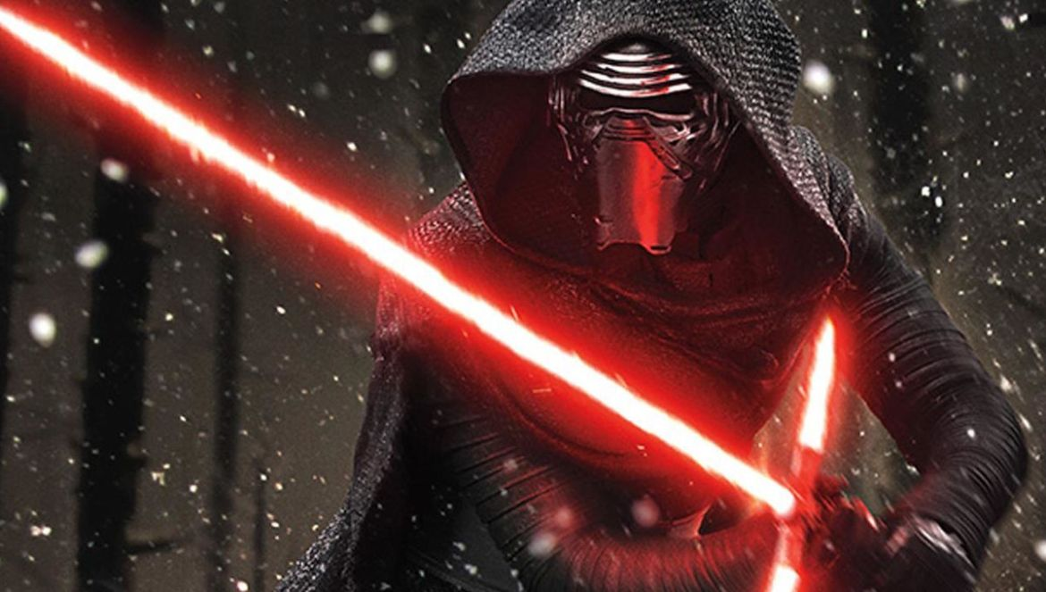 The Origins of Kylo Ren's Lightsaber Have Been Revealed