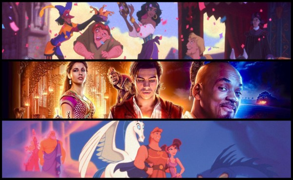 Full List of All the Live-Action Remakes Coming from Walt Disney Studios 1