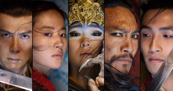 Disney Confirms New Theatrical Release Date for Live-Action 'Mulan' 2