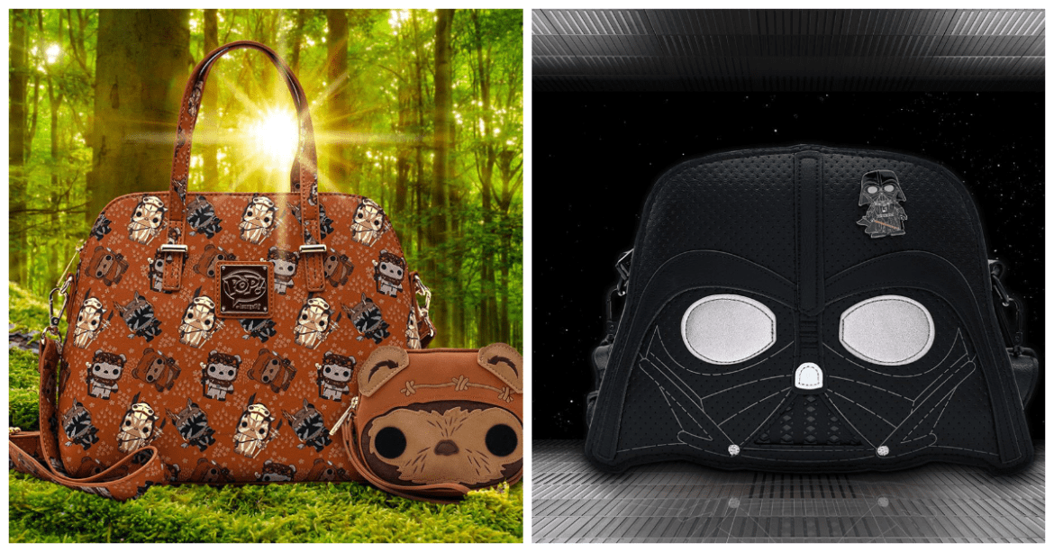 New Loungefly Star Wars Bags Are Strong With The Force, And Style