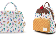 Sweet Disney Princess Ice Cream Loungefly Collection Is Melting Our Hearts