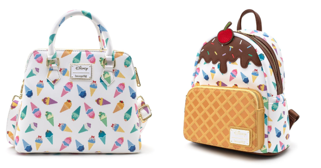 Sweet Disney Princess Ice Cream Loungefly Collection Is Melting Our Hearts 1
