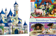 New Assortment Of Disney Puzzles Have Popped Up On shopDisney