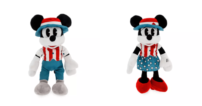 New Americana Disney Collection Now Available On shopDisney 2