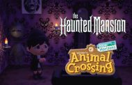 Super Fan Recreated The Haunted Mansion in 'Animal Crossing: New Horizons'