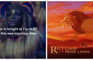 Tune in Tonight to watch The Lion King: Rhythms of the Pride Lands at Disneyland Paris