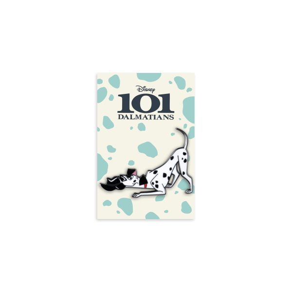 Adorable 101 Dalmatians Pins From Mondo Now Available 1