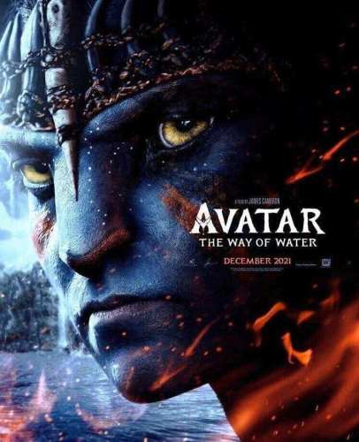 'Avatar 2' Poster, Plot Details, and Movie Title Potentially Leaked Online 2