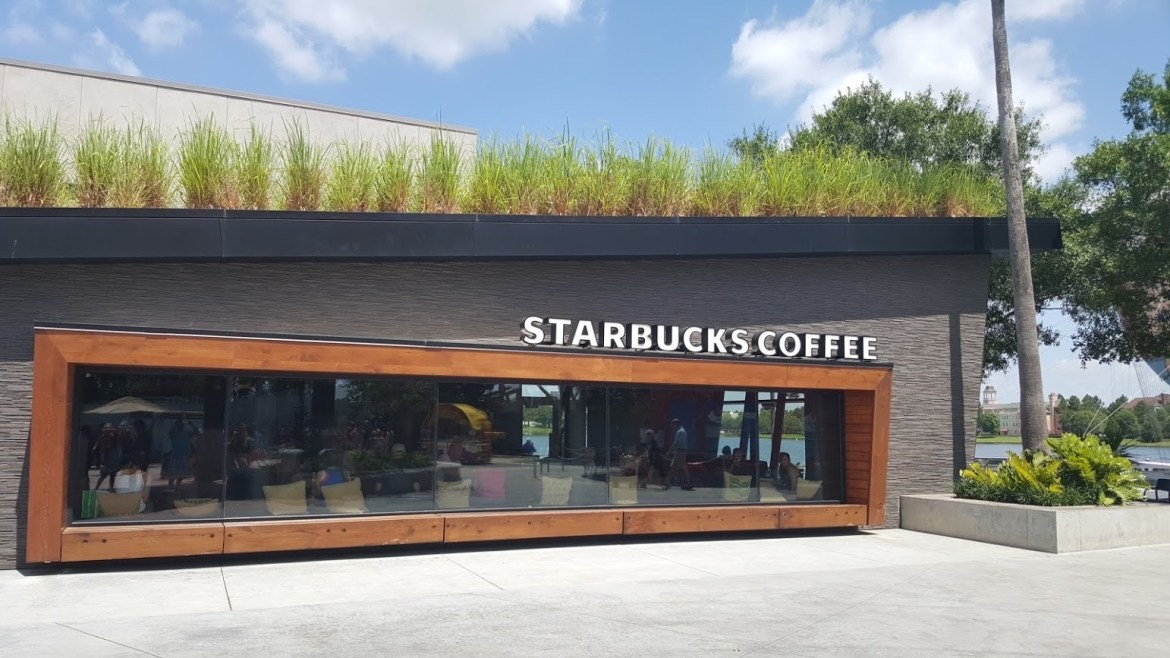 Disney Springs Starbucks Remodel Will Soon Be Underway