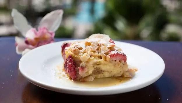 Disney's Strawberry Macadamia French Toast Recipe!