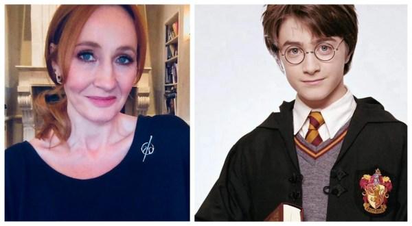 J.K. Rowling Donates