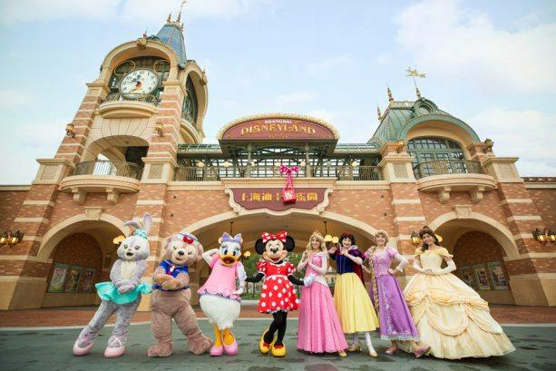 Shanghai Disneyland will Begin Phase Openings on May 11th