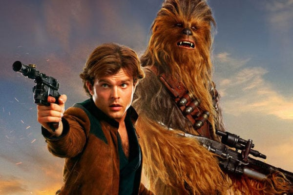 Rumored: 'Solo' Series Coming to Disney+ After Trending Online 3