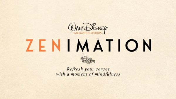 Walt Disney Animation Studios launched the new, 10-episode animated series called Zenimation on Disney+ 3
