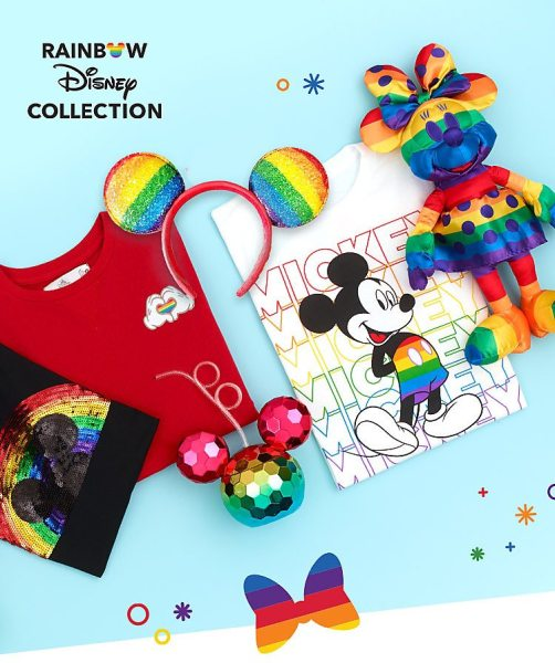 Rainbow Disney Collection