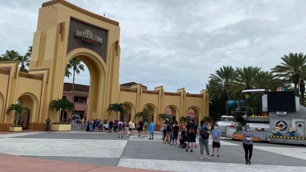 Universal Studios Orlando Reopens