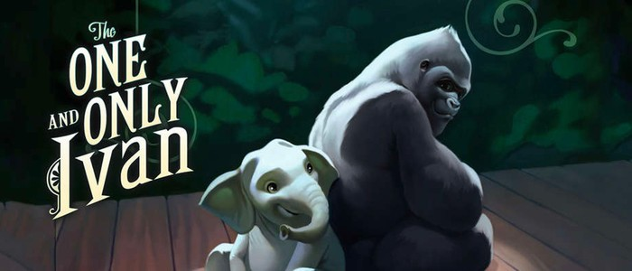 The One And Only Ivan Based on The Bestselling Book to Premiere Exclusively On Disney+