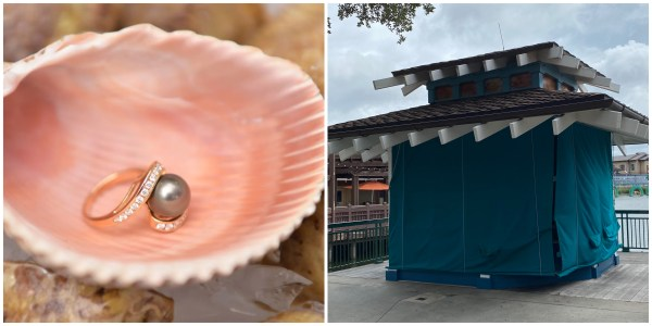 The Pearl Factory At Disney Springs Has Permanently Closed