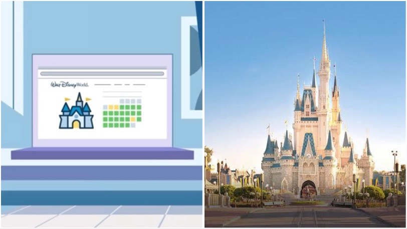 More Details For Disney Park Pass System