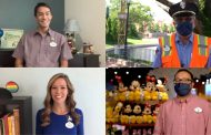 Disney Cast Members Prepare To Welcome Guest Back To The Disney Theme Parks