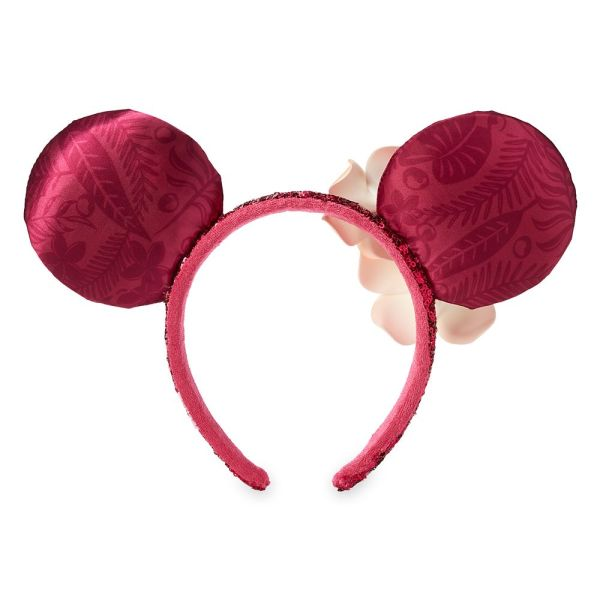 Fuchsia Aulani Minnie Ears Are Now Available On shopDisney