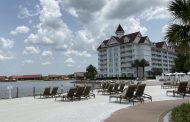 Disney's Grand Floridian Is Preparing For The NBA Players With New Fence