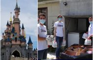 Disneyland Paris donates more than 1.5 million euros in food and medical supplies!