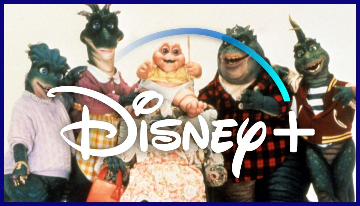The 'Dinosaurs' TV Show is Coming to Disney+ This Fall