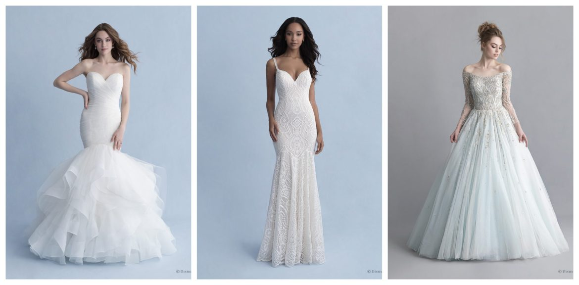 All New Disney Fairy Tale Weddings Collections Available Now!