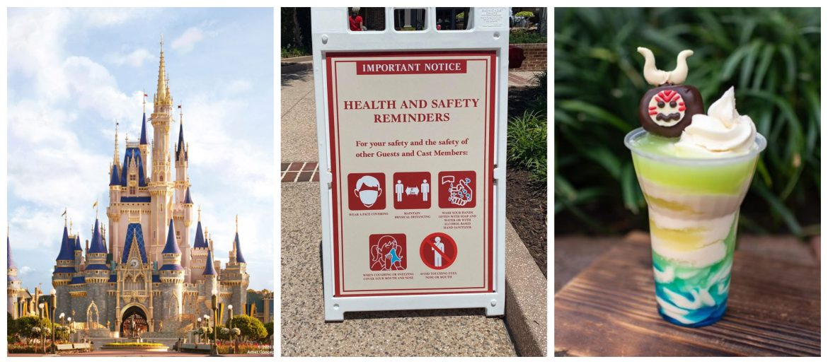 What changes are coming to Walt Disney World before they reopen in July?