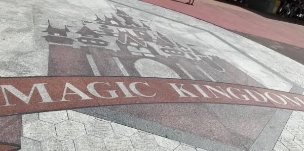 Disney World multi-day ticket
