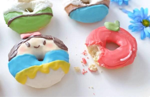 Snow White Donut