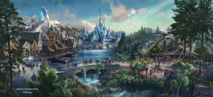 Arendelle: World of Frozen