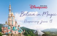 Hong Kong Disneyland Announces Reopening on June 18th