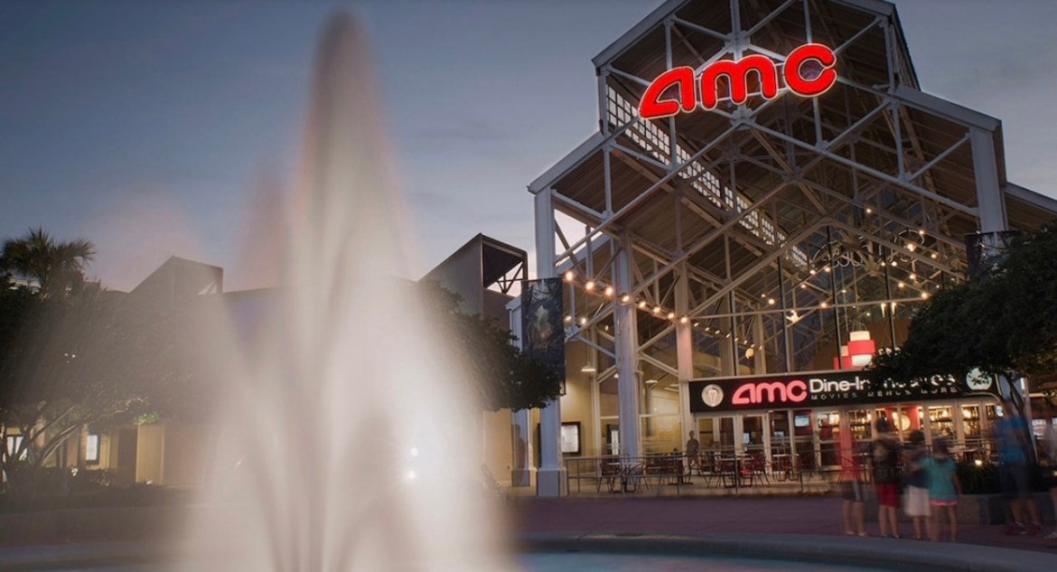 AMC Theatre in Disney Springs Reopening July 15