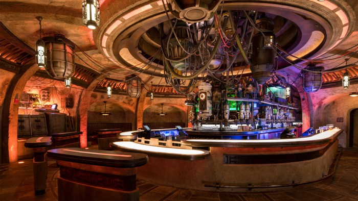 Oga's Cantina has been Removed from the Disney World Reopening Restaurants list Oga's Cantina_