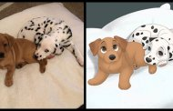 Artist Turns Pet Photos into Adorable Disney Animated Animals