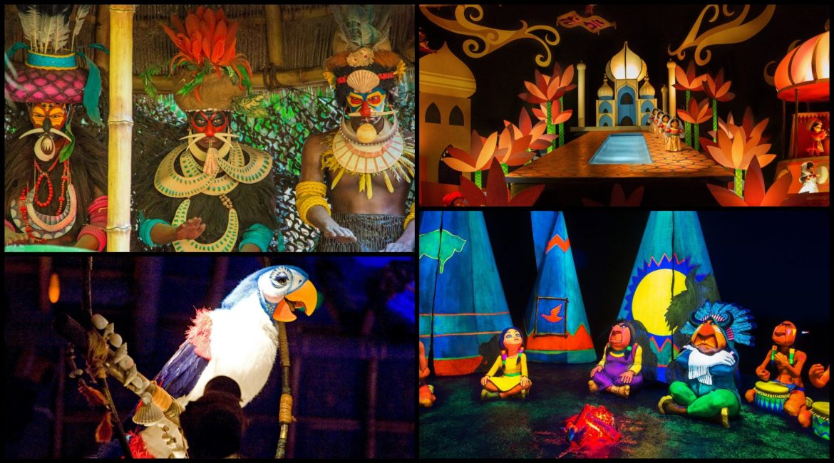 Fans Want These Attractions Re-themed in the Disney Parks After Changes Were Announced for Splash Mountain
