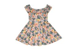 Up! Ruffle Dress_Front