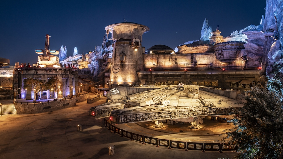 New Galaxy Map Reveals Where 'Star Wars: Galaxy's Edge' Is Located in the Star Wars Universe