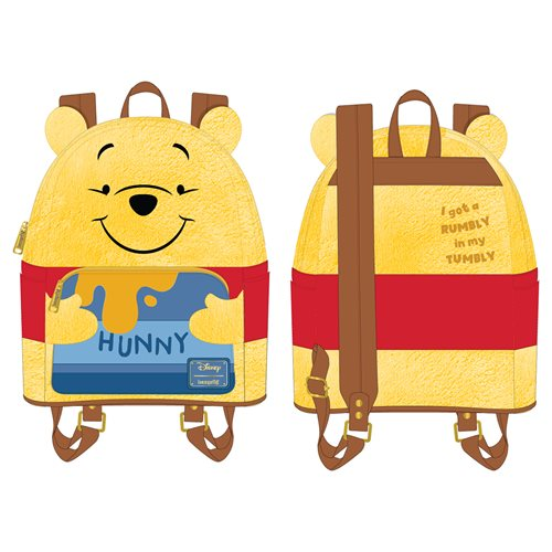 Winnie The Pooh Loungefly Collection Is As Cute As Chubby Little Cubby 2
