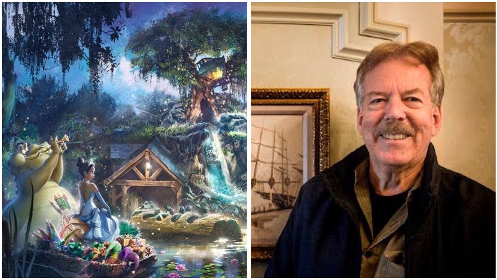 Tony Baxter Will Be Back On The Splash Mountain Imagineering Team!