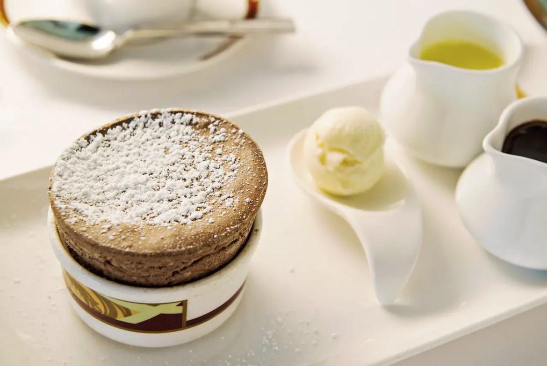 Make Palo's Chocolate Souffle at Home